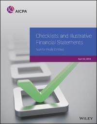 Checklists and Illustrative Financial Statements by Aicpa
