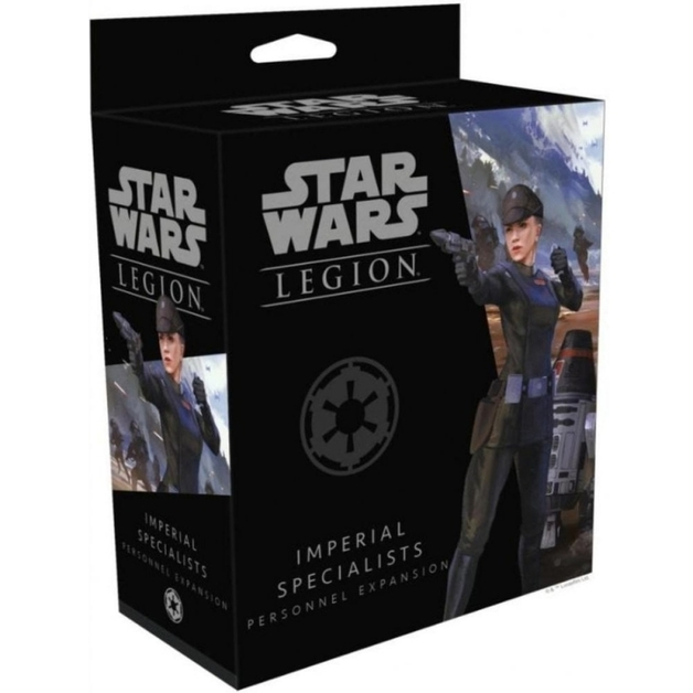 Star Wars: Legion Personnel Expansion - Imperial Specialists