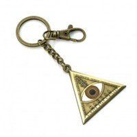 Fantastic Beasts: Triange Eye Keyring