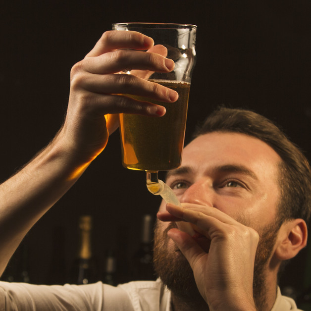Beer Pint Bong