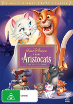 The AristoCats - Special Edition (1970) on DVD