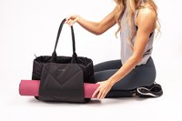 Vooray: Aria Tote - Jet Black