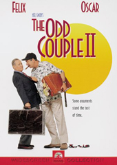 The Odd Couple 2 on DVD