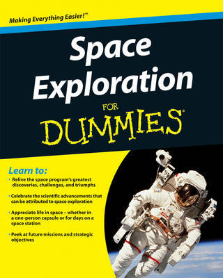 Space Exploration For Dummies by Cynthia Phillips image