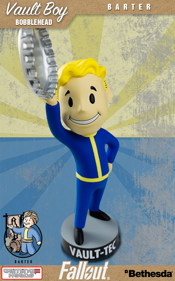 Fallout Vault Boy 5 Quot Bobblehead Series 2 Collection At