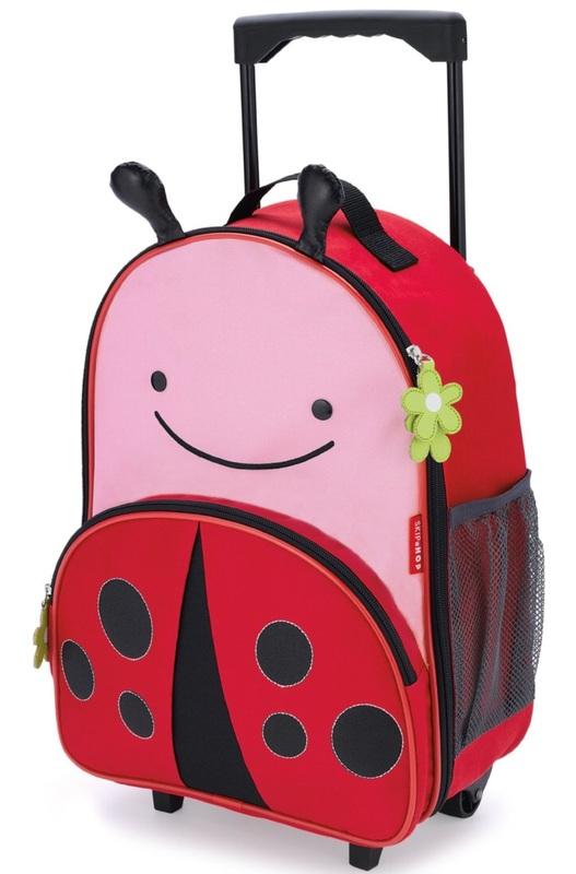 Skip Hop: Zoo Luggage - Ladybug