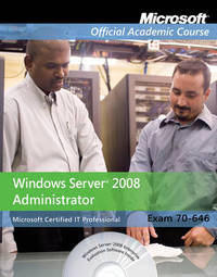 Exam 70-646 by Microsoft Official Academic Course