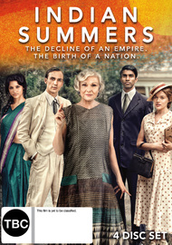 Indian Summers - The Complete First Season DVD