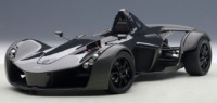 Autoart: 1/18 BAC Mono (Black)