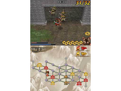 Dynasty Warriors DS: Fighter's Battle for Nintendo DS image
