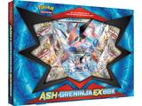 Pokemon TCG XY Ash-Greninja-EX Box