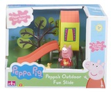 Peppa Pig: Outdoor Fun - Slide Playset