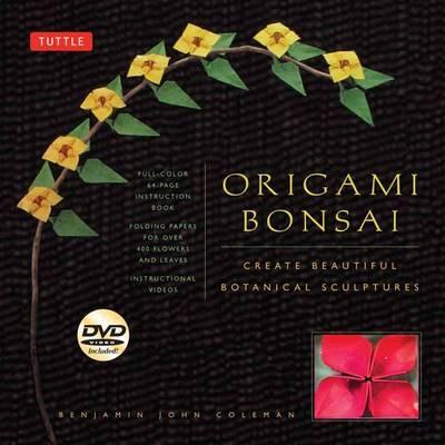Origami Bonsai Kit: Create Beautiful Botanical Sculptures!