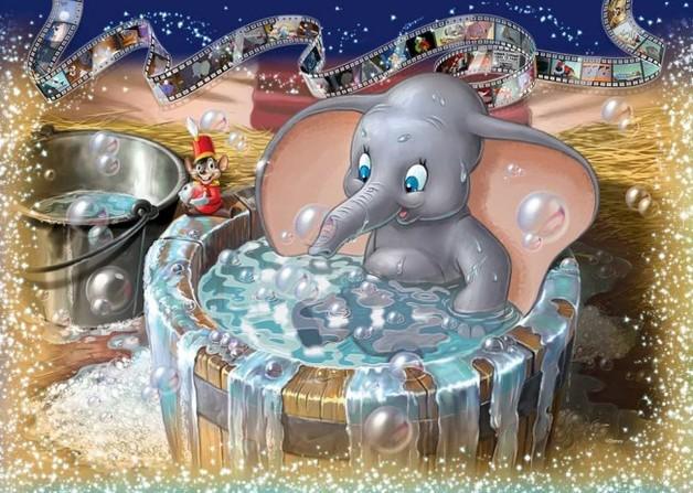 Ravensburger: Dumbo - 1000pc Collectors Edition Puzzle