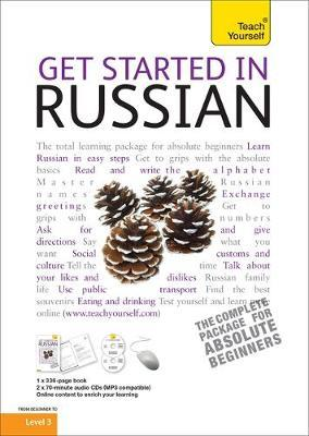 Teach Yourself Get Started in Russian by Rachel Farmer image