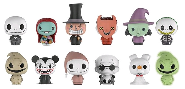Nightmare Before Christmas: Pint Size Heroes - Mini-Figure (HT US Ver.)