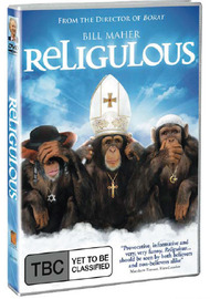 Religulous on DVD image
