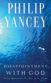 Disappointment with God by Philip Yancey image