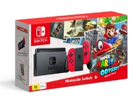 Nintendo Switch Super Mario Odyssey Edition Console for Nintendo Switch image