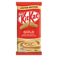 KitKat Gold Chocolate Block (170g) [Limited Edition]