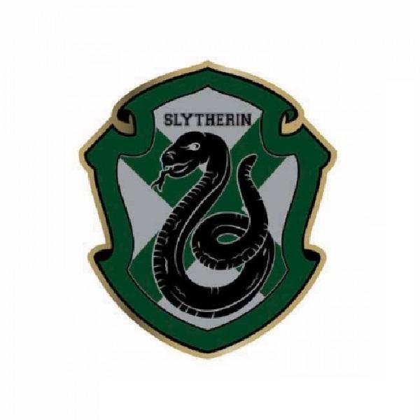 Harry Potter: Enamel Badge - Slytherin Varsity Crest