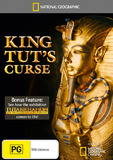 National Geographic: King Tut's Curse on DVD