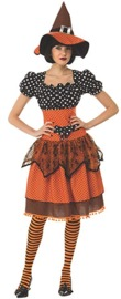Rubie's: Polka Dot Witch - Women's Costume (Medium)
