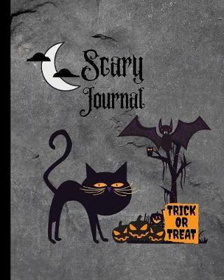 Scary Journal Trick or Treat by Kiddo Teacher Prints