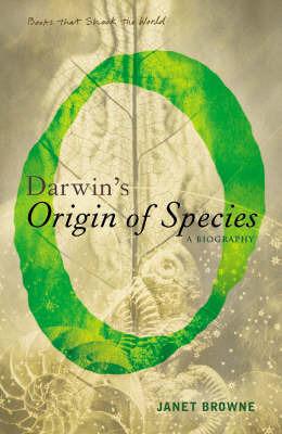 Darwin's Origin of Species by Janet Browne image