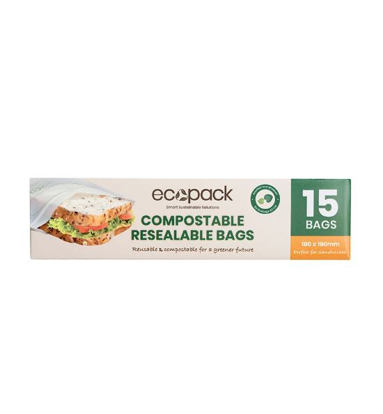 Eco Bags: Resealable Bags