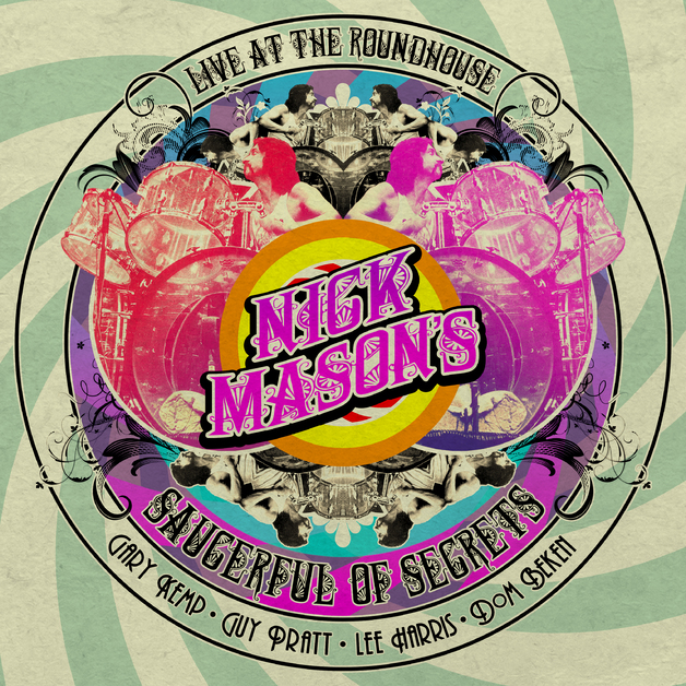 Live At The Roundhouse by Nick Mason's Saucerful Of Secrets
