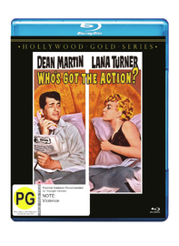 Who's Got The Action on Blu-ray image