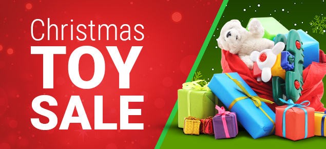 Christmas Toy Sale!