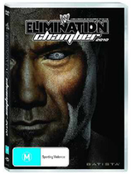 WWE - Elimination Chamber 2010 on DVD
