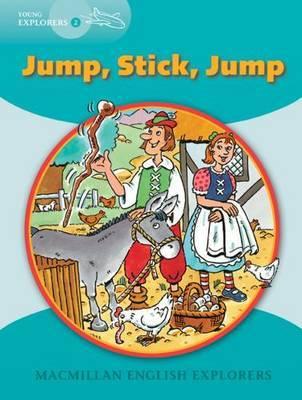 Young Explorers 2 Jump Stick Jump by Gill Munton