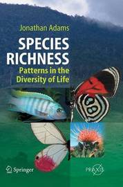 Species Richness by Jonathan Adams