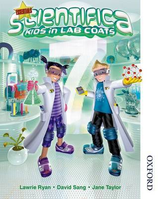Scientifica Pupil Book 7 Essentials (Level 3-6) by David Sang