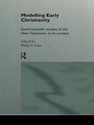 Modelling Early Christianity
