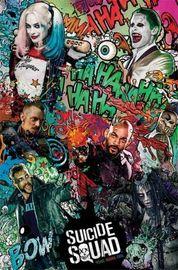 Suicide Squad: Maxi Poster - Crazy (506)