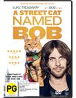 A Street Cat Named Bob on DVD