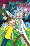 Rick and Morty: Watch - Maxi Poster (667)