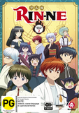 Rin-ne - Complete Season 2 (Subtitled Edition) on DVD