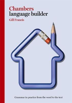 Chambers Language Builder by Gill Francis image