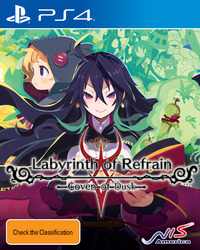 Labyrinth of Refrain: Coven of Dusk for PS4
