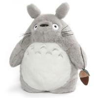 My Neighbor Totoro: Totoro (Grey) - Plush Backpack
