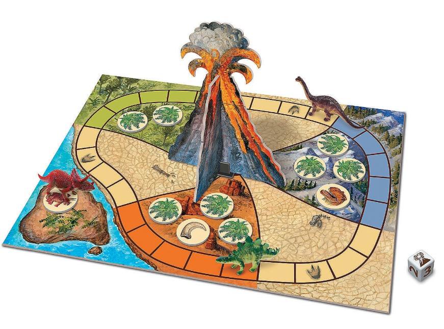 Dinosaur Escape - Cooperative Game image