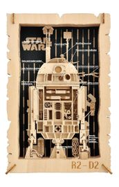 Paper Theater Star Wars: -Wood Style- R2-D2