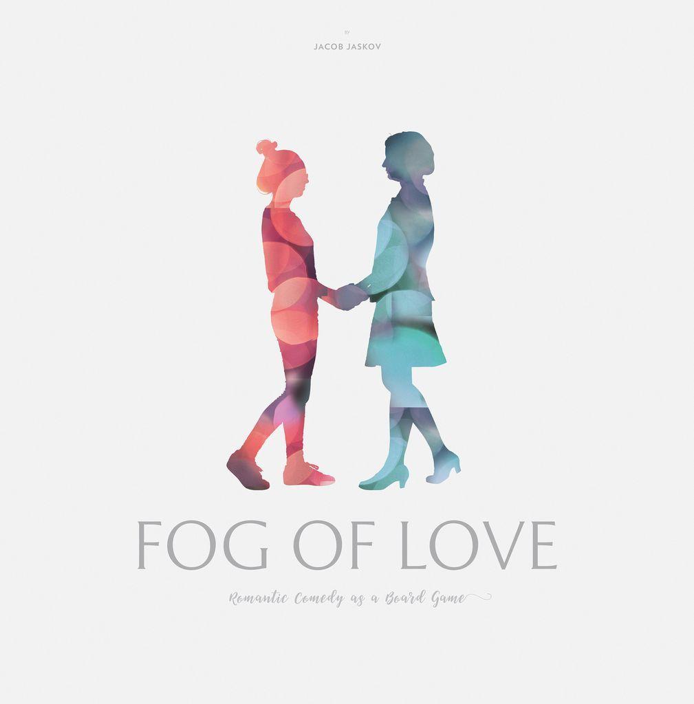Fog of Love: Alternate Cover - Female Edition image