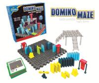 Domino Maze - Logic Game