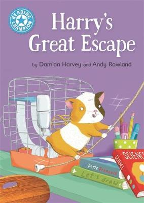 Reading Champion: Harry's Great Escape by Damian Harvey
